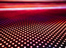 Led light Pattern technology abstract background Royalty Free Stock Photo