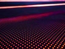 Led light Pattern technology abstract background Stock Photo