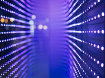 Led light pattern Technology Abstract background Royalty Free Stock Images