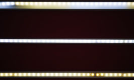 Led light tape. Photo of led light tape Stock Images