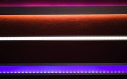 Led light tape Stock Photo