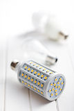LED lighting bulb Royalty Free Stock Images