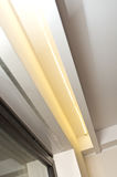 LED lighting on ceiling Royalty Free Stock Photography