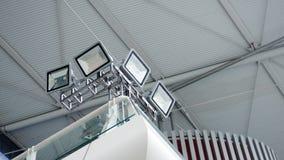 Free Led Lighting Modern Building Hall Stock Photography - 60159982
