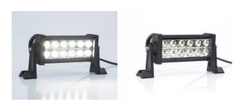 LED Lighting Royalty Free Stock Photography