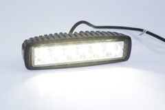 LED Lighting. For use in a car, and more Royalty Free Stock Photo