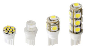 LED lights Royalty Free Stock Images