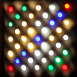 Led lights Royalty Free Stock Photo