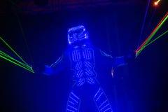 led lights Στοκ φωτογραφία με δικαίωμα ελεύθερης χρήσης