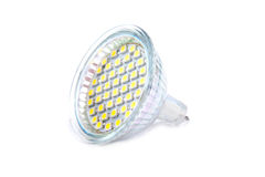 Led lights bulb Royalty Free Stock Image