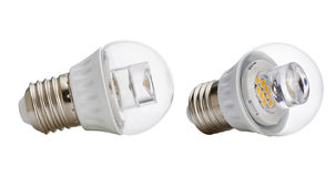 LED Lights bulb Stock Photos