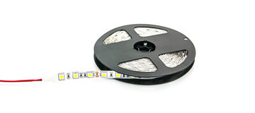 Led lights tape Stock Photos
