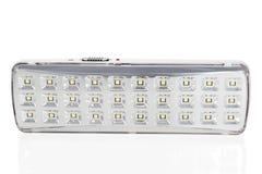 LED luminaire isolated Stock Photo