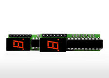 LED Modules Royalty Free Stock Photography