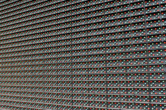LED panel close-up Royalty Free Stock Images