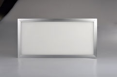 LED panel light,The energy-saving light source, bulb  Stock Photos