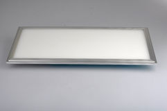 LED panel light,The new light source bulb green environmental protection model Stock Photography