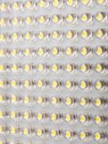 LED panel with light Royalty Free Stock Photography