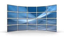 LED Panels Royalty Free Stock Photo