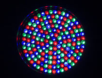 Led reflector Royalty Free Stock Photography