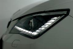 LED-Scheinwerfer Stockfotos