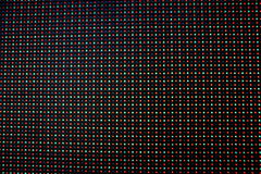 LED Screen Royalty Free Stock Photos