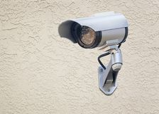 LED Security Camera Royalty Free Stock Photos