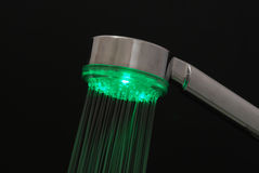 LED shower head Royalty Free Stock Photos