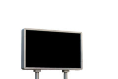 Led sign board Royalty Free Stock Image