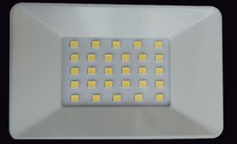 LED spotlight SMD LEDs stock photography