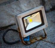 LED spotlight. Royalty Free Stock Photos