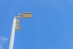 LED-Straßenlaterne Lizenzfreies Stockfoto