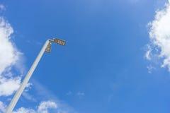 LED street lamp Royalty Free Stock Photo