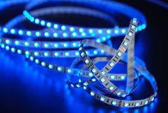 Led strip Royalty Free Stock Photography