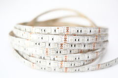 LED strip light Royalty Free Stock Image