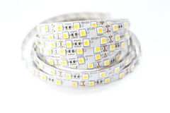 LED Strip Lighting. LED strip. The LEDs allow for a great illumination with a low consumption of electricity Royalty Free Stock Photos