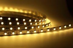 LED Strip Lighting Stock Images