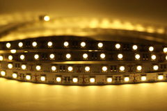 LED Strip Lighting Stock Photos