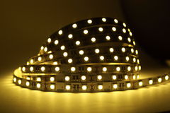 LED Strip Lighting Stock Images