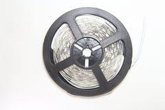 Led strip lights. For house lighting stock photo