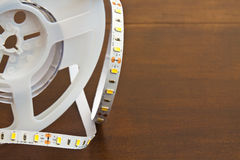 LED strip Stock Photography