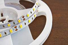LED strip Royalty Free Stock Photos