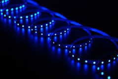Led stripe Stock Images