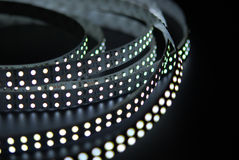Led stripe Royalty Free Stock Photography