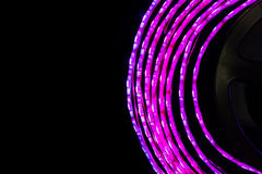 Led stripe royalty free stock image