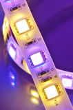 LED-stripe Royalty Free Stock Image