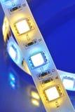 LED-stripe Royalty Free Stock Images