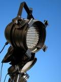 LED-Stufe-Leuchten Stockfoto