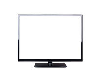 LED television for high definition display Stock Photos