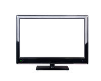 LED television for high definition display Royalty Free Stock Images